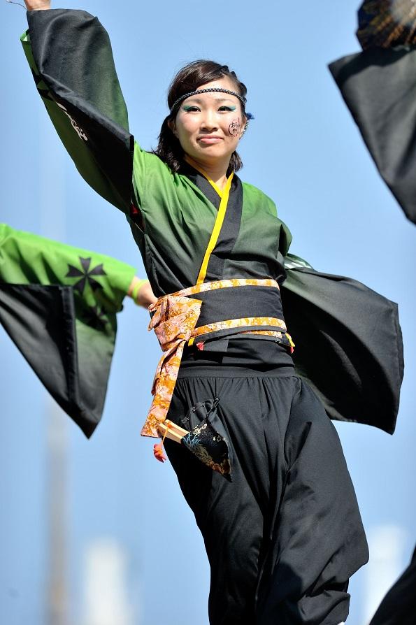 第11回潮風よさこい「静岡大学 お茶ノ子祭々」_f0184198_2157817.jpg