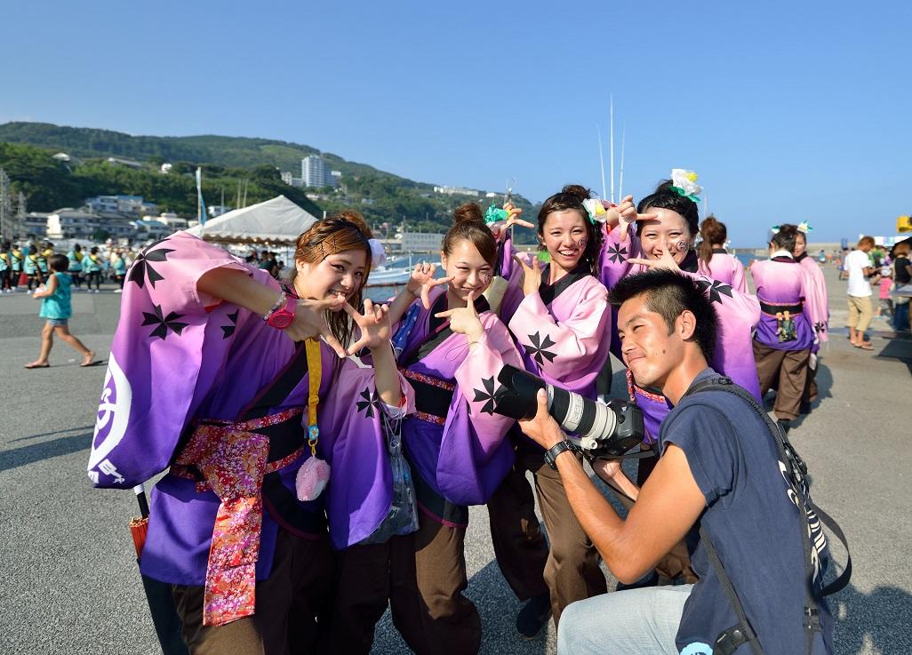 第11回潮風よさこい「静岡大学 お茶ノ子祭々」_f0184198_21581983.jpg