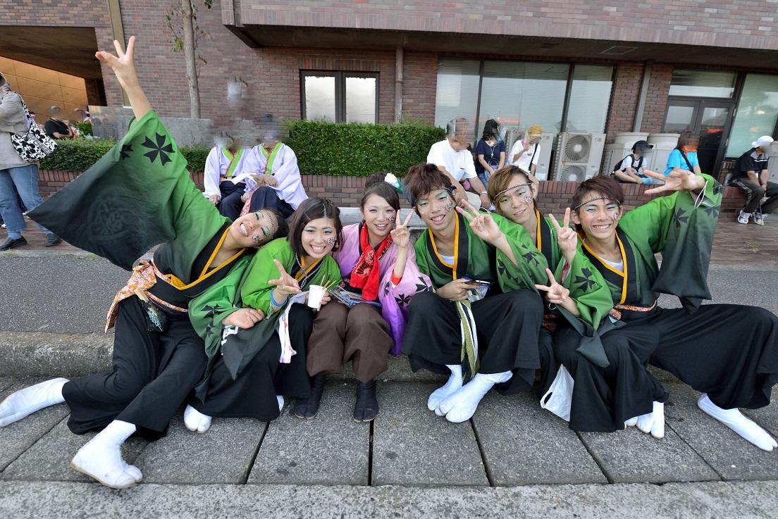 第11回潮風よさこい「静岡大学 お茶ノ子祭々」_f0184198_21584954.jpg