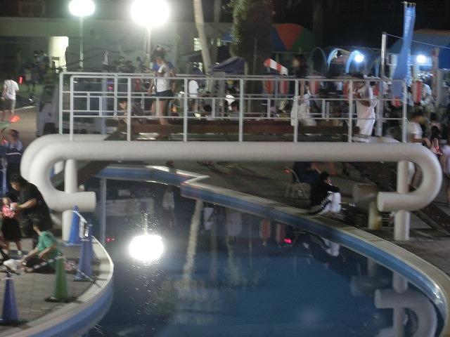 涼しげな海沿いのプールでゆっくり時間が流れる 元吉原まちづくり祭り_f0141310_73226100.jpg