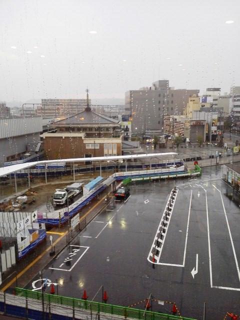 古都で東京五輪決定を迎えた朝_b0081121_6333944.jpg