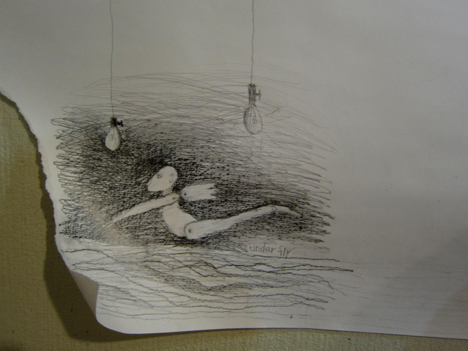2196) 「ドローイング展 ~参加料無料!! 自由に描いて下さい!!」 たぴお 9月9日(月)~9月14日(土)_f0126829_2340786.jpg