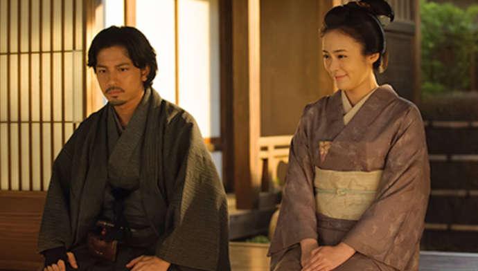 八重の桜(34&35)襄のプロポーズ、同志のちかい_e0253932_710361.jpg