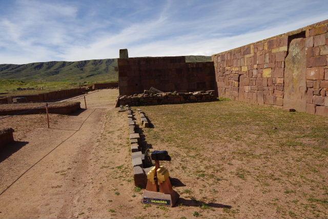 ボリビアの旅(42) 【世界遺産】 ティワナク遺跡 TIWANAKU_c0011649_023248.jpg