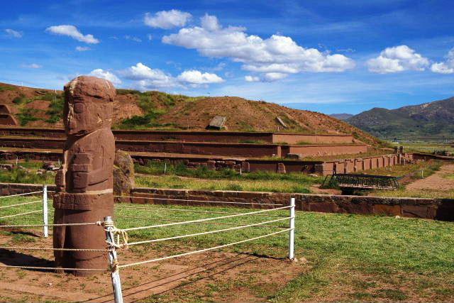 ボリビアの旅(42) 【世界遺産】 ティワナク遺跡 TIWANAKU_c0011649_037019.jpg