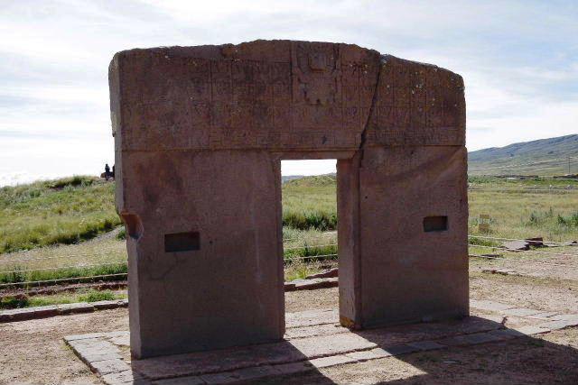 ボリビアの旅(42) 【世界遺産】 ティワナク遺跡 TIWANAKU_c0011649_042216.jpg