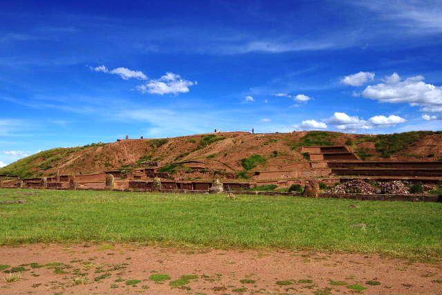 ボリビアの旅(42) 【世界遺産】 ティワナク遺跡 TIWANAKU_c0011649_084589.jpg