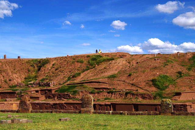 ボリビアの旅(42) 【世界遺産】 ティワナク遺跡 TIWANAKU_c0011649_091347.jpg
