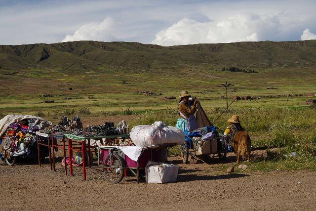 ボリビアの旅(42) 【世界遺産】 ティワナク遺跡 TIWANAKU_c0011649_23331688.jpg