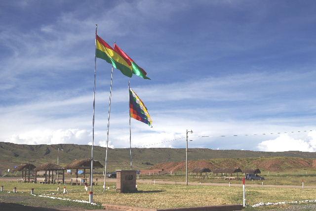 ボリビアの旅(42) 【世界遺産】 ティワナク遺跡 TIWANAKU_c0011649_2347881.jpg