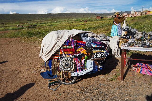 ボリビアの旅(42) 【世界遺産】 ティワナク遺跡 TIWANAKU_c0011649_2350461.jpg