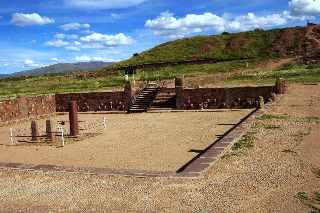 ボリビアの旅(42) 【世界遺産】 ティワナク遺跡 TIWANAKU_c0011649_7385227.jpg