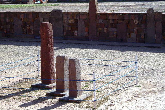 ボリビアの旅(42) 【世界遺産】 ティワナク遺跡 TIWANAKU_c0011649_7415376.jpg