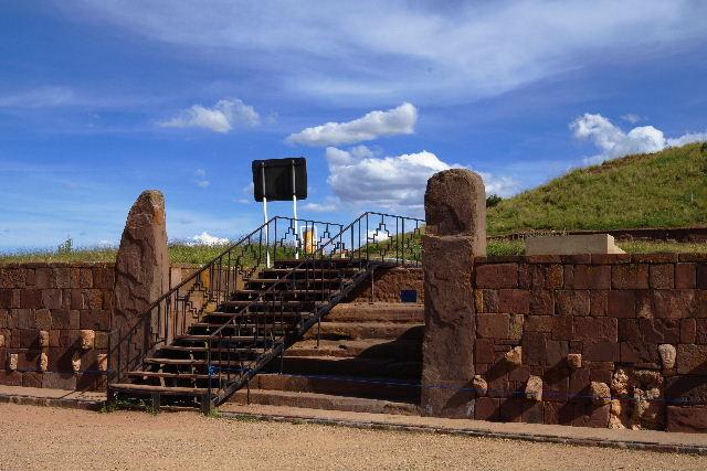 ボリビアの旅(42) 【世界遺産】 ティワナク遺跡 TIWANAKU_c0011649_741790.jpg