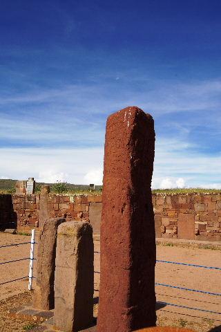 ボリビアの旅(42) 【世界遺産】 ティワナク遺跡 TIWANAKU_c0011649_7421841.jpg
