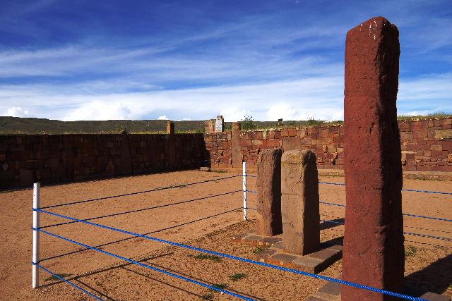 ボリビアの旅(42) 【世界遺産】 ティワナク遺跡 TIWANAKU_c0011649_7424178.jpg