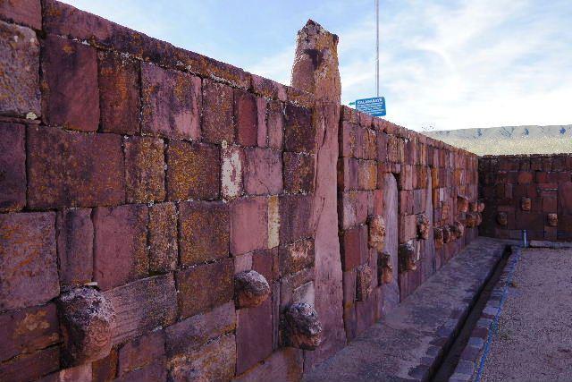 ボリビアの旅(42) 【世界遺産】 ティワナク遺跡 TIWANAKU_c0011649_74425100.jpg