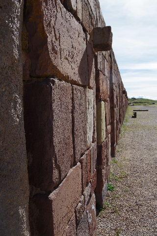 ボリビアの旅(42) 【世界遺産】 ティワナク遺跡 TIWANAKU_c0011649_745427.jpg