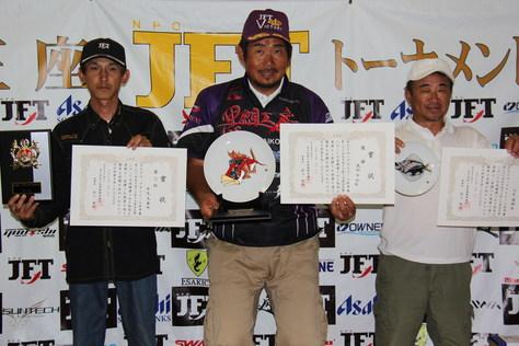 JFTチヌ王座結果 兼松選手完全優勝_f0175450_19171067.jpg