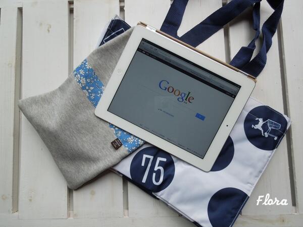♪ iPad のソフトカバー_c0247253_1531597.jpg