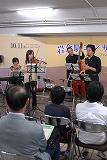 10月2日(水):♪岩倉駅コンサート♪_d0262758_11172436.jpg