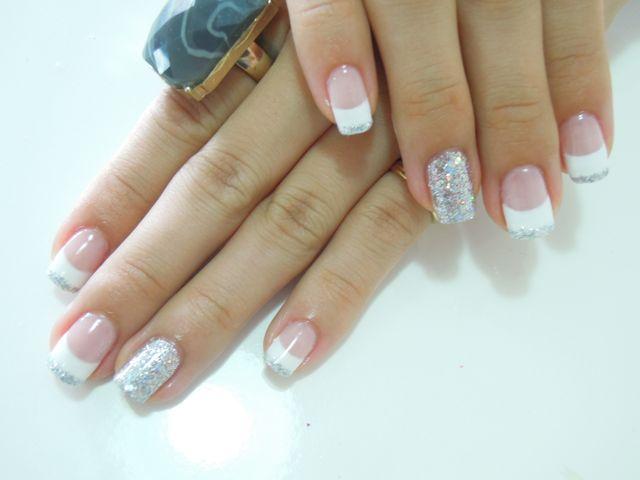 White French Nail_a0239065_112276.jpg