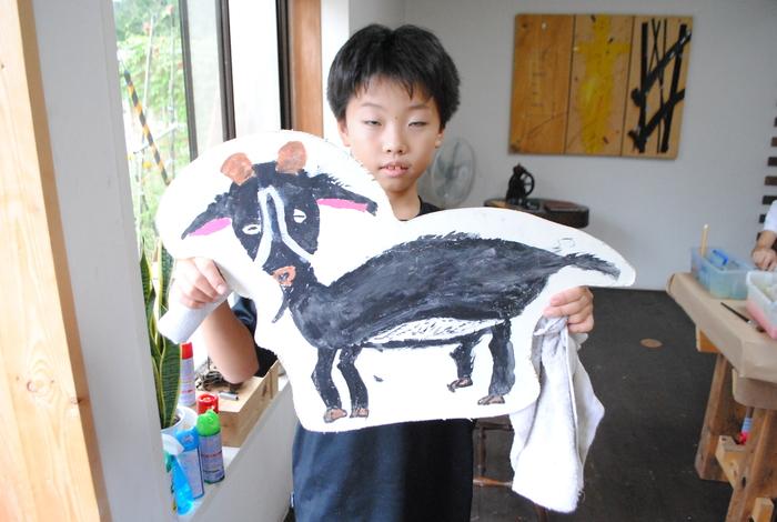 高柳小学校アートクラブ _c0267580_23372255.jpg