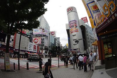 9月10日(火)の渋谷109前交差点_b0056983_11253949.jpg