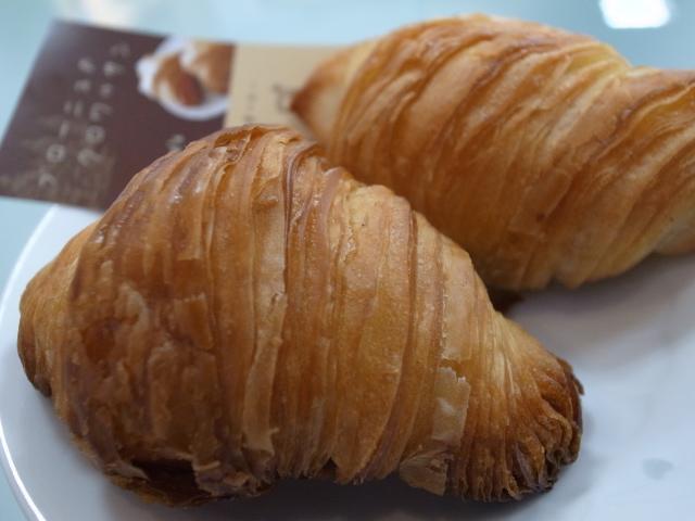 パンの森 ブローニュのクロワッサン_f0197703_12415247.jpg