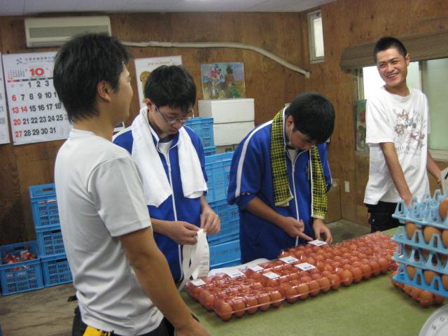 中学生の職場体験2校目 1日目_d0139806_16302416.jpg