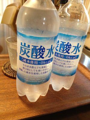 トレーニング 炭酸水