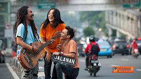 """インドネシアのドキュメンタリー映画:\""""Jalanan\""""@釜山国際映画祭_a0054926_18445613.png"""
