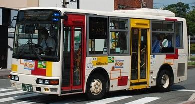 掛川バスサービスのMJ・ME_e0030537_126455.jpg