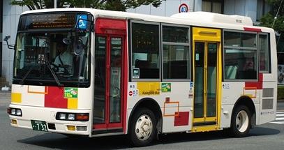 掛川バスサービスのMJ・ME_e0030537_182988.jpg