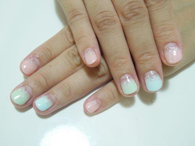 Pastel Nail_a0239065_13103218.jpg