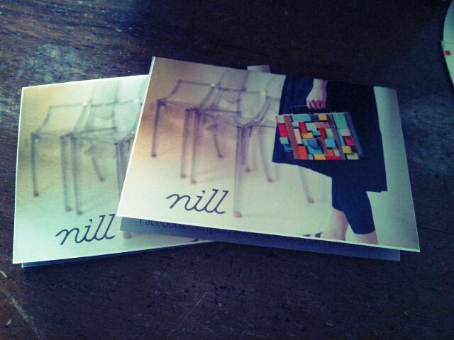 古い裁断機とnillさんの新しいカードとカラシレンコントートとヒゴタイの種とmuu-moo-muuさんご来店_c0246783_19145753.jpg
