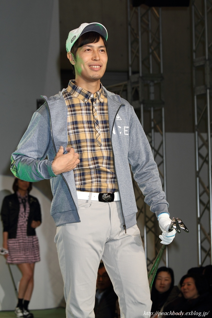 EVEN×RAKUEN GOLF STYLE COLLECTION 2nd STAGE グループB その38_c0215885_20395031.jpg