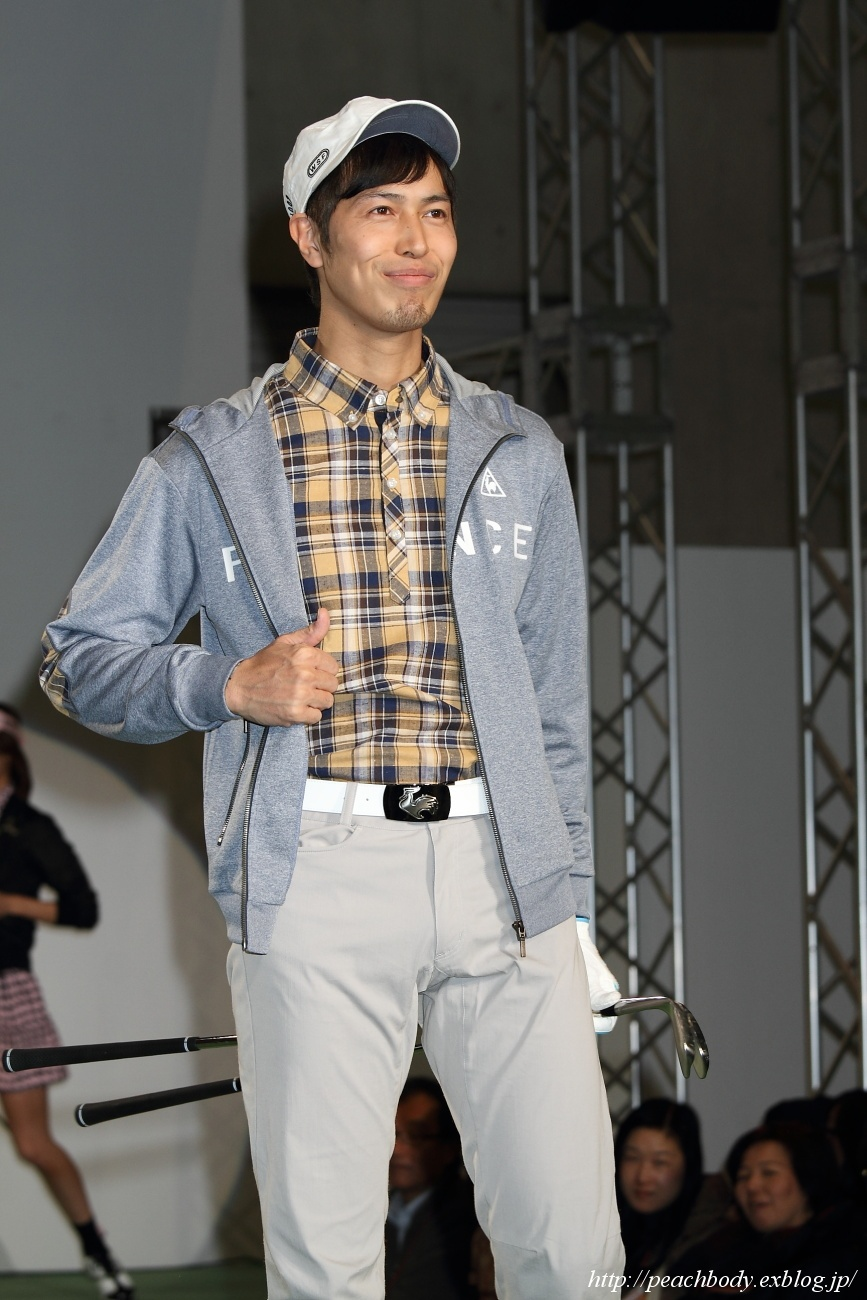 EVEN×RAKUEN GOLF STYLE COLLECTION 2nd STAGE グループB その38_c0215885_2039551.jpg