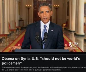 シリア問題、オバマ大統領が「世界の警察官」を否定?!_b0007805_81322.jpg