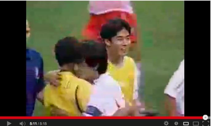 日本vsガーナ戦、日本快勝!?:相手は若手主体の二軍だった?_e0171614_8414354.jpg