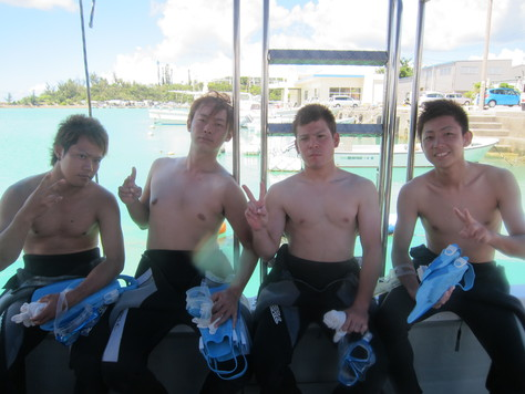 9月12日暑いぜ(^^;)沖縄(笑)_c0070933_224719100.jpg