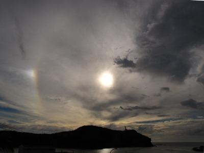 9月 12日 夜のお散歩inナーマ浜近くです。_b0158746_18383419.jpg