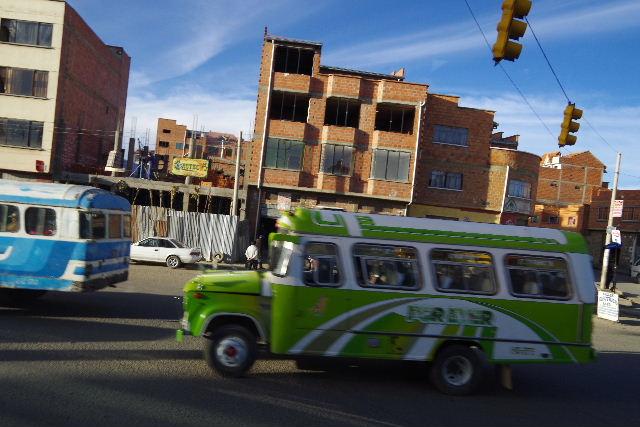 ボリビアの旅(44) ラパスのホテル・エウロパ EUROPAへ_c0011649_23151673.jpg
