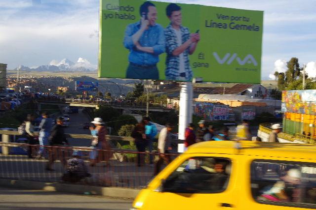 ボリビアの旅(44) ラパスのホテル・エウロパ EUROPAへ_c0011649_23181063.jpg