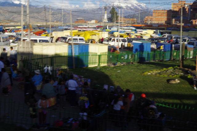 ボリビアの旅(44) ラパスのホテル・エウロパ EUROPAへ_c0011649_23193765.jpg