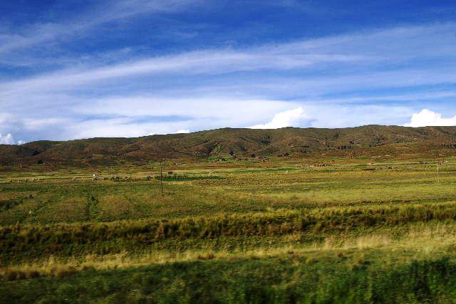 ボリビアの旅(43) ティワナクからラパスへ戻る。_c0011649_6412189.jpg