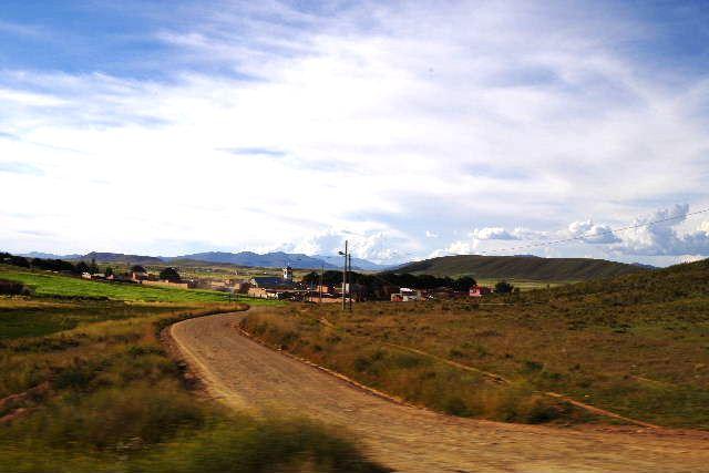 ボリビアの旅(43) ティワナクからラパスへ戻る。_c0011649_642529.jpg