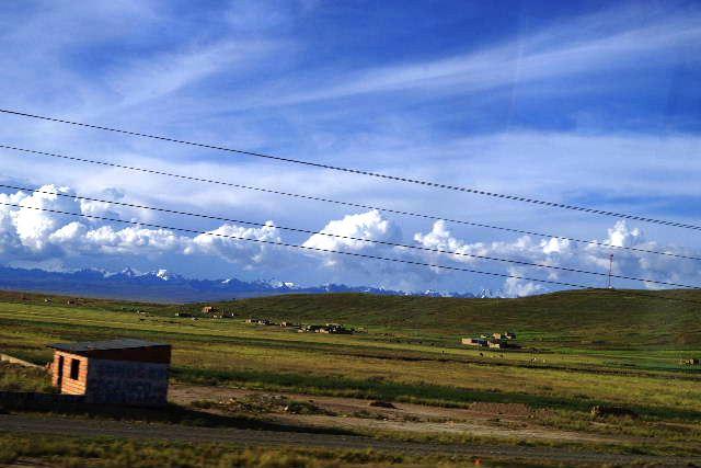 ボリビアの旅(43) ティワナクからラパスへ戻る。_c0011649_6434441.jpg
