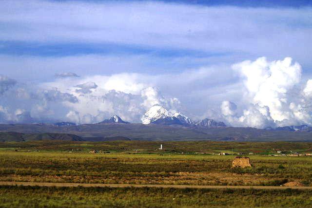 ボリビアの旅(43) ティワナクからラパスへ戻る。_c0011649_644121.jpg