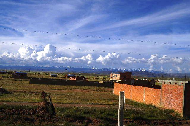 ボリビアの旅(43) ティワナクからラパスへ戻る。_c0011649_6442126.jpg
